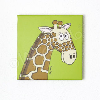 Giraffe Gwenda | Mia Carlo